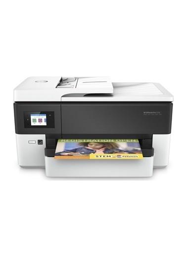 HP Officejet 7720A Fotokopi Tarayıcı Faks A3 Yazıcı Y0S18A Renkli